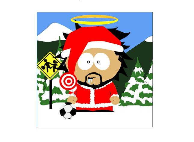 Muñecos de South Park para tu MSN