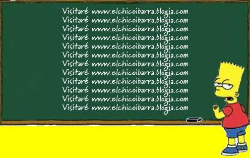 Castigos de Bart Simpson